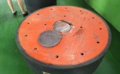 LNR天然橡胶隔震橡胶支座