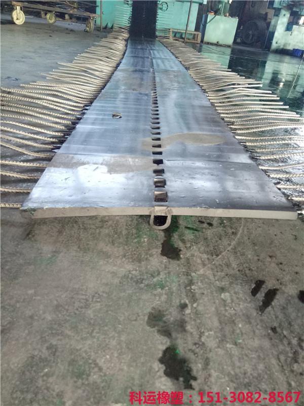 ECS型桥面伸缩缝连续装置埋入式透水式ECS伸缩缝装置新品推介6