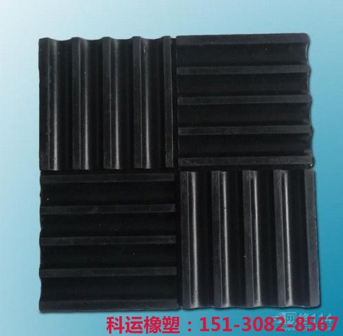 科运良品橡胶块 橡胶垫块 国标优质橡胶垫板 铁路轨枕隔震垫板3