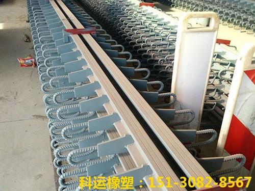 GQF-z80(NR)桥梁伸缩缝装置JTJ01-88(1995)国家标准1
