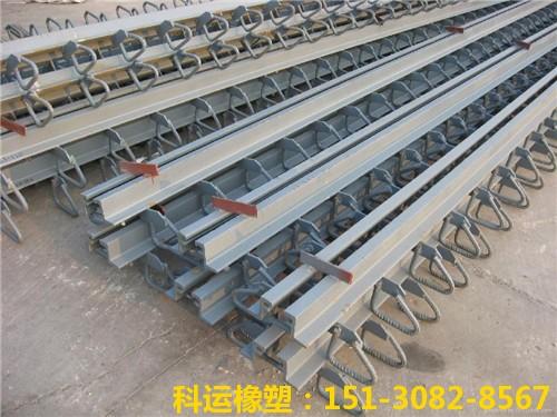 科运橡塑GQF型桥梁伸缩缝的分类方法和产品规格1