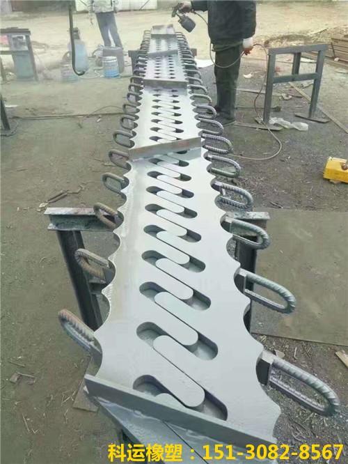 梳齿型伸缩缝的特点和安装步骤(五防梳齿板桥梁伸缩缝)5