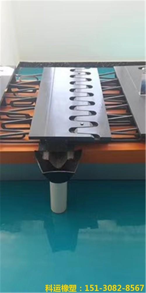 梳齿型伸缩缝的特点和安装步骤(五防梳齿板桥梁伸缩缝)3