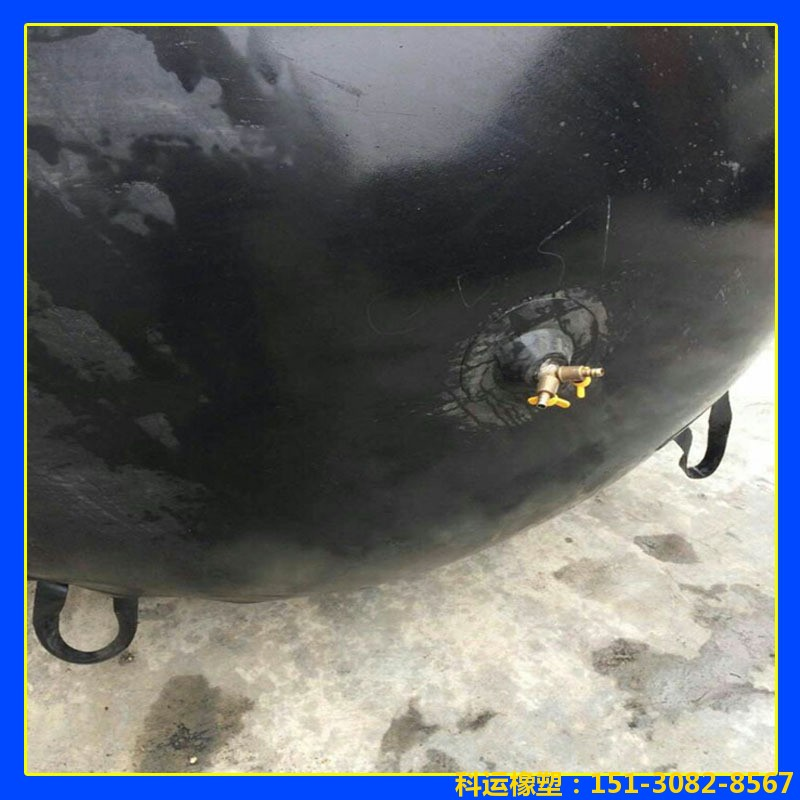 加厚加强加长型管道气囊封堵器 闭水气囊-科运橡塑原创16