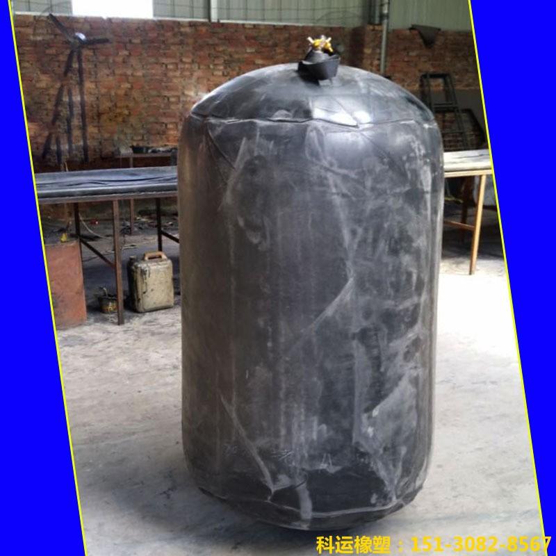 加厚加强加长型管道气囊封堵器 闭水气囊-科运橡塑原创17