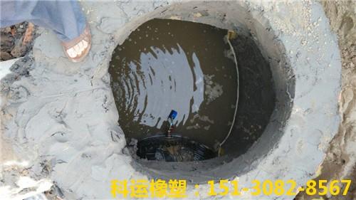 市政雨污分流管网闭水试验封堵抢修气囊-科运良品原创出品2