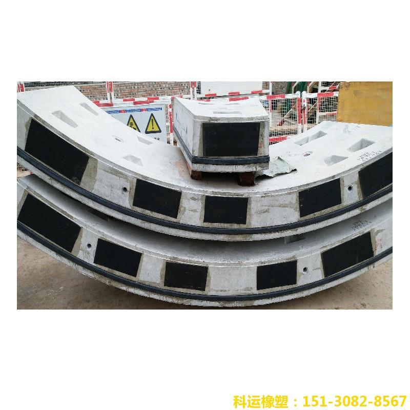 科运橡塑专业生产盾构管片自粘型丁基橡胶薄板1