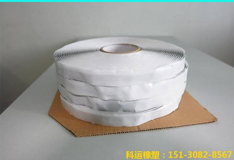 科运橡塑地铁盾构管片用自粘型橡胶薄板的应用2