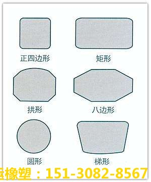 双层加厚八角形橡胶充气芯模-科运良品空心板气囊内模专家1