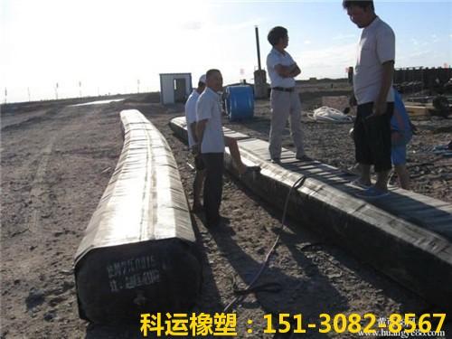 先张法预应力空心板梁天然橡胶充气芯模(圆形椭圆八角形梯形橡胶充气芯模)2