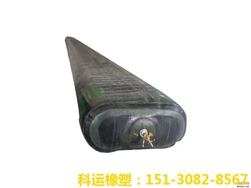 先张法预应力空心板梁天然橡胶充气芯模(圆形椭圆八角形梯形橡胶充气芯模)1