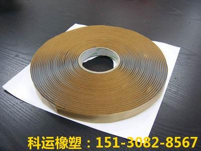 环保型双面丁基自粘胶带-科运橡塑生产各种材质用途的丁基胶带2