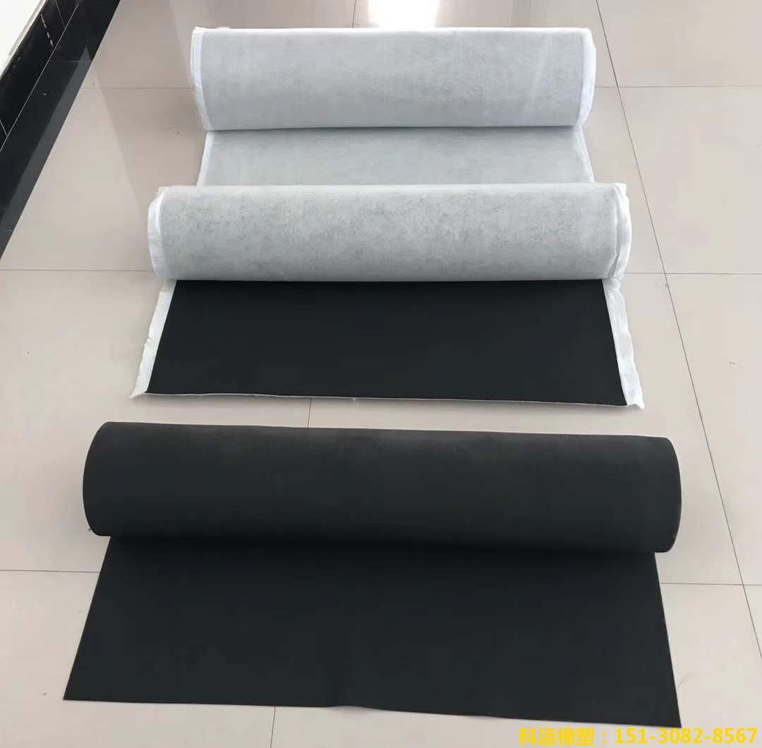 三元乙丙橡胶防水卷材(简称EPDM卷材)4