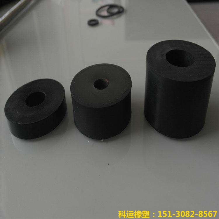 异形橡胶垫块 弹性减震橡胶块2