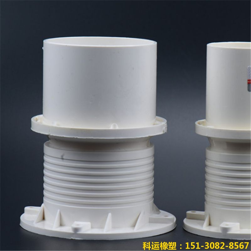 pvc预埋止水节 防水预埋套管(套筒)-科运良品国标全新料止水节2