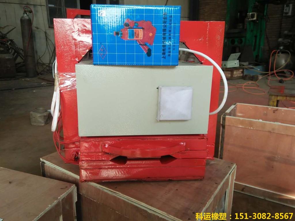 橡胶止水带接头热熔硫化焊接机6