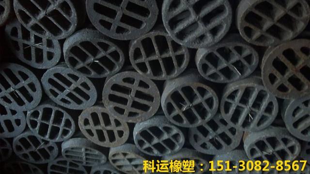 桥梁铸铁泄水管盖子(泄水管篦子)-科运路桥铸铁泄水管配件批发1