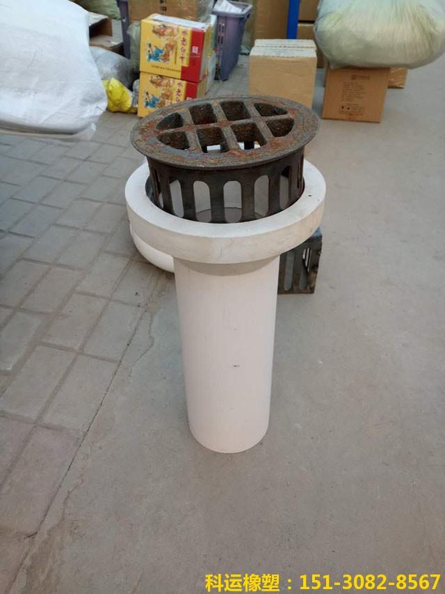 高铁桥梁专用pvc泄水管-科运橡塑国标pvc塑料泄水管厂家批发6