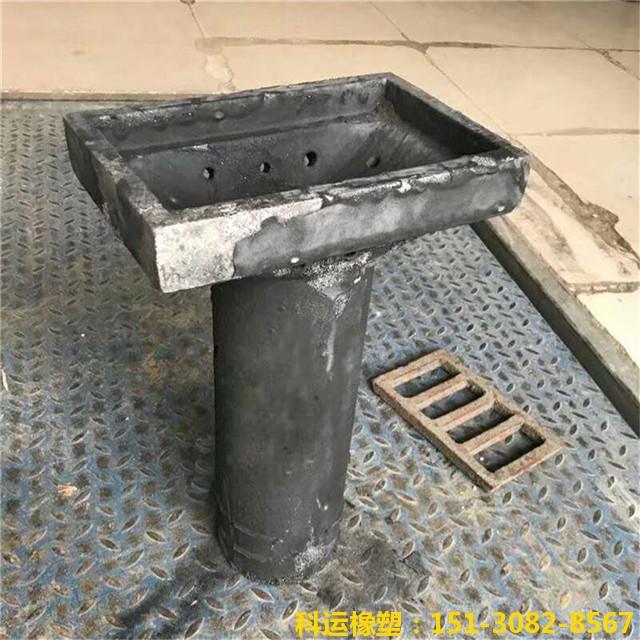 公路桥梁铸铁泄水管(矩形、圆形铸铁泄水管)-科运路桥配件厂6