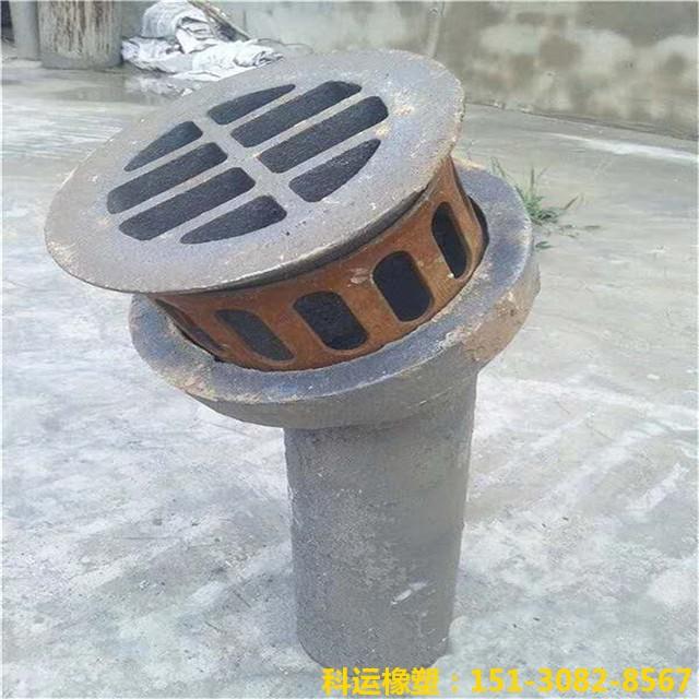 泄水管配件(公路铁路高铁桥梁专用)-科运橡塑路桥泄水管配件厂家3