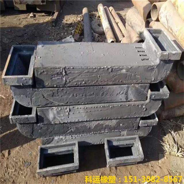 矩形铸铁泄水管-科运路桥矩形圆形铸铁泄水管精品铸造2