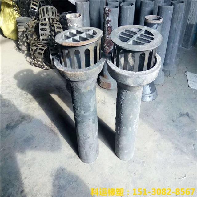 圆形铸铁泄水管-科运路桥圆形铸铁泄水管配件厂家批发2