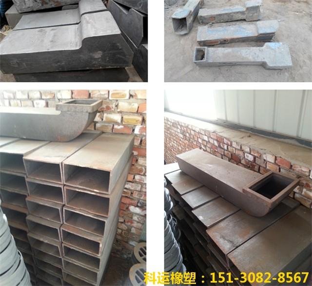 矩形铸铁泄水管-科运路桥矩形圆形铸铁泄水管精品铸造3