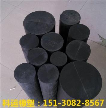 面板坝止水嵌缝专用氯丁橡胶棒-科运橡塑国标优质氯丁橡胶棒批发5