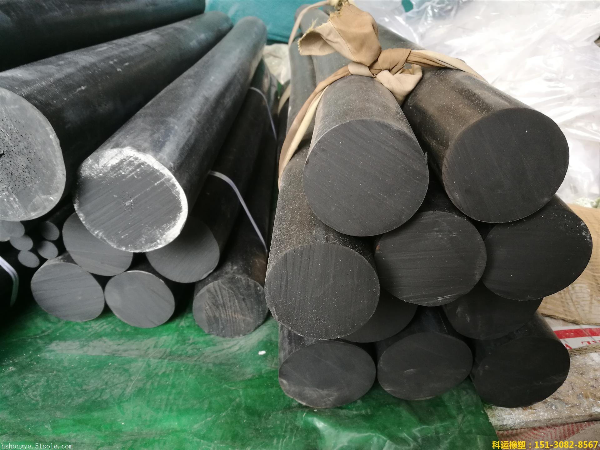 面板坝止水嵌缝专用氯丁橡胶棒-科运橡塑国标优质氯丁橡胶棒批发4