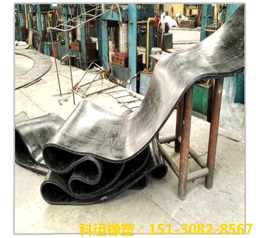 地铁盾构机洞门帘布板-科运橡塑盾构帘布橡胶板 橡胶帘布板定做5