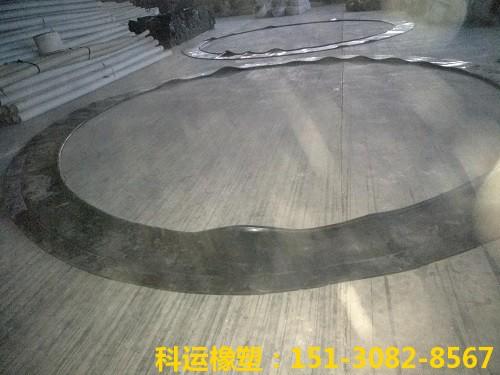 地铁盾构帘布橡胶板(72孔)-科运橡塑洞门帘布胶板定做8