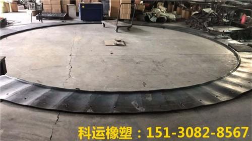 地铁盾构帘布橡胶板(72孔)-科运橡塑洞门帘布胶板定做4