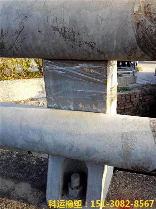 桥梁铸铁护栏支撑架(两管三管)-衡水科运良品国标桥梁铸铁护栏管托扶手厂家13