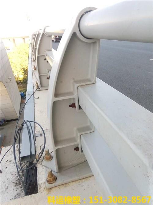 桥梁铸铁护栏支撑架(两管三管)-衡水科运良品国标桥梁铸铁护栏管托扶手厂家2