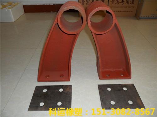 铸铁护栏支架2