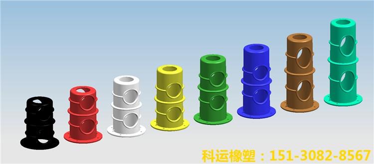 建筑楼板厚度控制塔pvc材质100-180mm型号齐全3