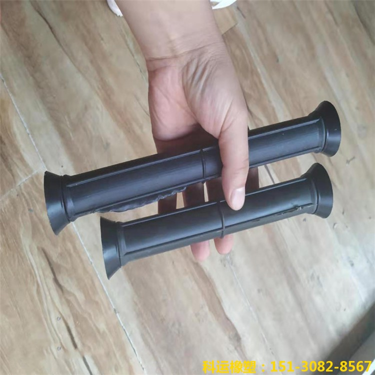 一次性锥形套管 PVC管穿筋管 - 科运橡塑一次性铝模穿墙套管1