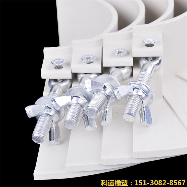 ABS材质高档管道吊模 可重复用铸铁管道消防镀锌管道预留洞吊模-科运橡塑27