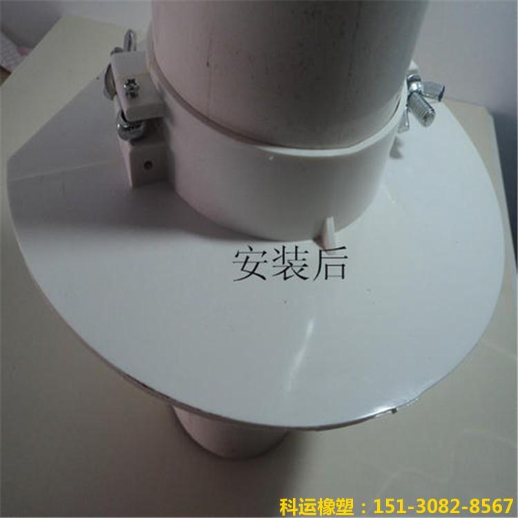 ABS材质高档管道吊模 可重复用铸铁管道消防镀锌管道预留洞吊模-科运橡塑12