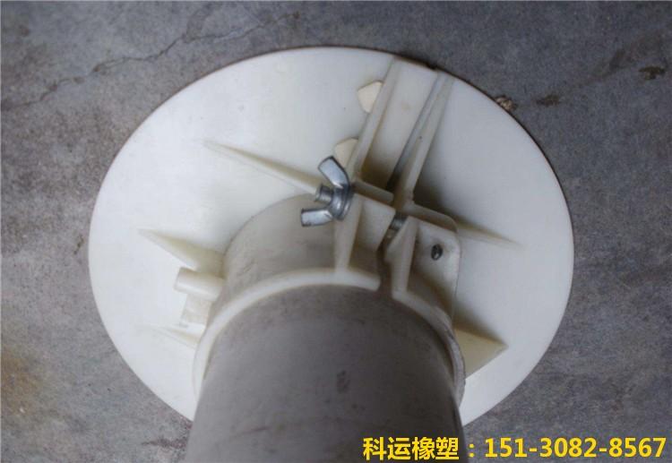 ABS材质高档管道吊模 可重复用铸铁管道消防镀锌管道预留洞吊模-科运橡塑20