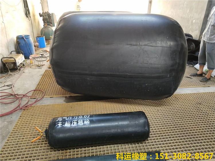 管道堵水气囊-科运良品研发加厚加长型管道闭水气囊批发4