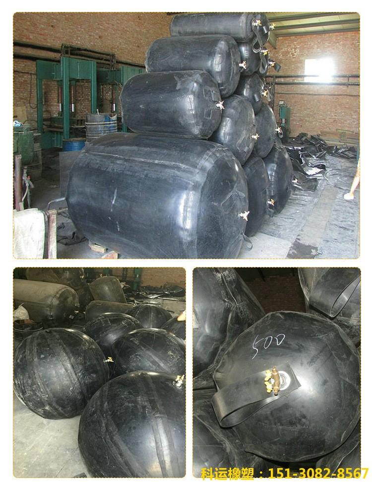 管道堵水气囊-科运橡塑国标专利出品双层加厚高压闭水堵1