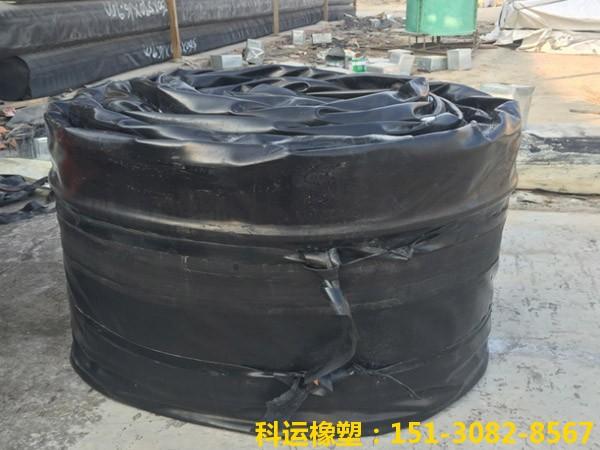 充气芯模科运橡塑圆形大口径超长橡胶充气芯模 混凝土空心模 气囊内模批发2
