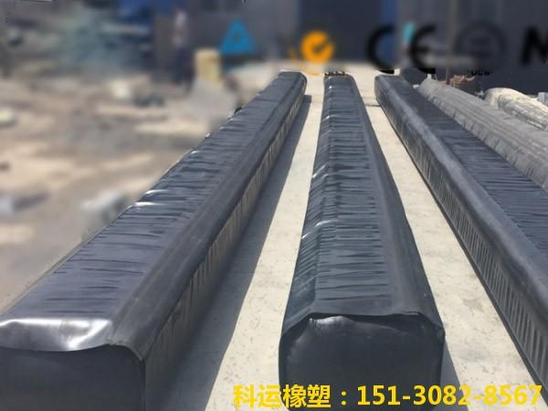 桥梁充气芯模混凝土构件内部空腔预制充气芯模 混凝土空心模生产基地-科运良品1