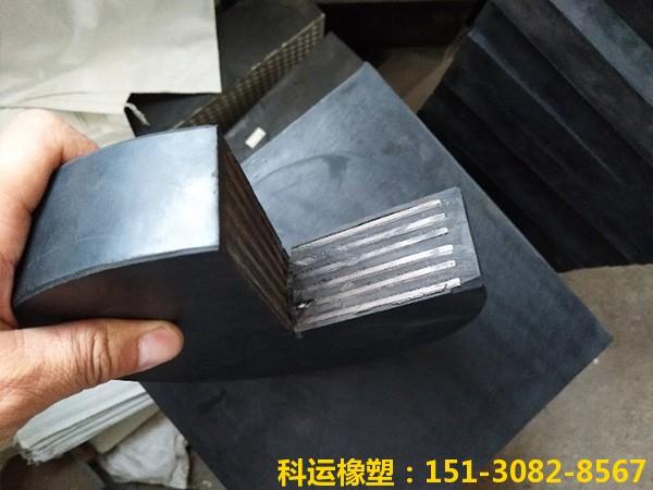 四氟板式橡胶支座
