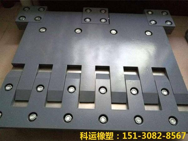梳齿板桥梁伸缩缝公路桥梁梳齿板伸缩缝装置-科运橡塑国标正品SF梳齿五防伸缩装置1