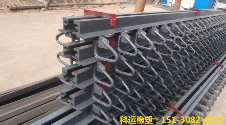 模数式桥梁伸缩缝GQF-MZL型模数式桥梁伸缩缝装置-科运橡塑国标正品三防桥梁伸缩缝厂家1