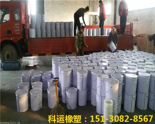 非下垂型双组份聚硫密封胶 自流平型密封胶 JC483-2006国标精品3