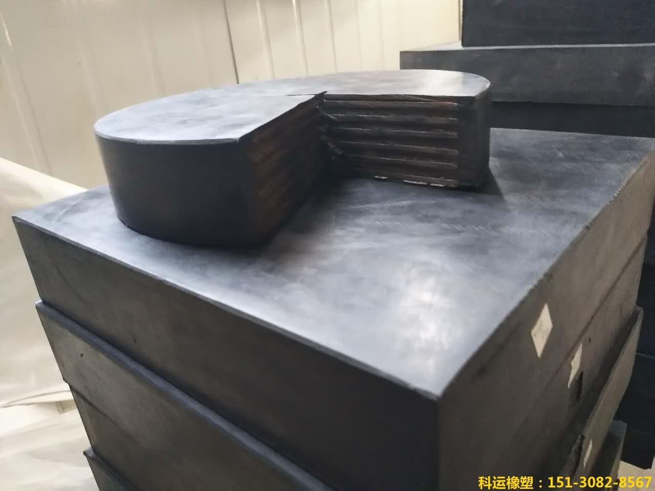 国标合格板式橡胶支座解剖图解