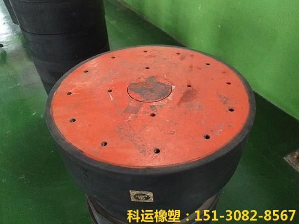 LRB铅芯隔震橡胶支座1